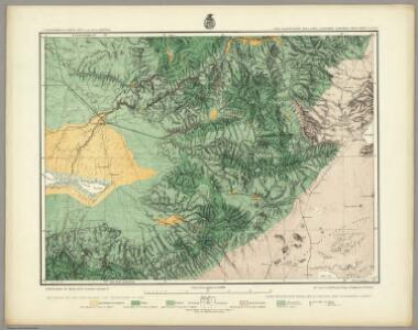 73A. Land Classification Map Of Part Of Southern California.