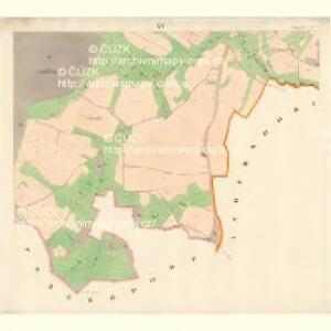 Dittersdorf (Getrzichow) - m0441-1-014 - Kaiserpflichtexemplar der Landkarten des stabilen Katasters