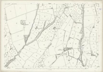 Isle of Man X.12 - 25 Inch Map