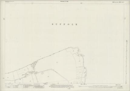 Essex (New Series 1913-) n XI.10 (includes: Ballingdon; Great Cornard; Middleton; Sudbury) - 25 Inch Map