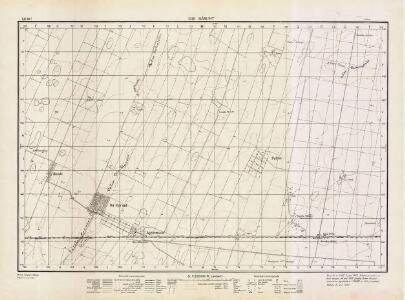 Lambert-Cholesky sheet 4744 (Dor Mărunt)