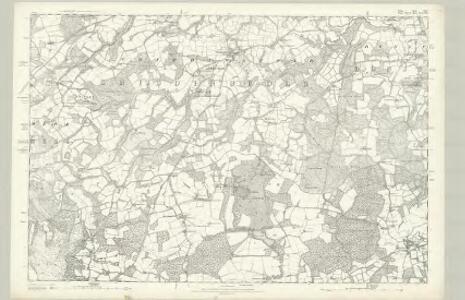 Surrey XLV - OS Six-Inch Map