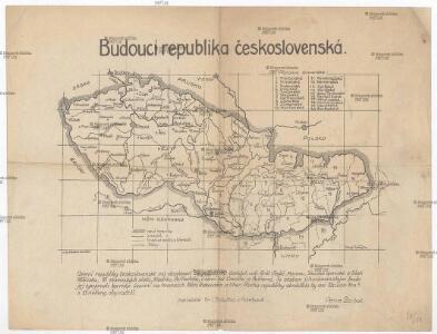Budoucí republika československá