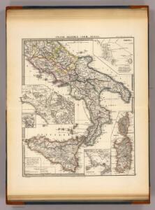 Italiae regiones I-IIII, Sicilia.