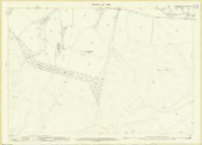 Peebles-shire, Sheet  012.02 - 25 Inch Map
