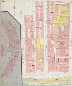 Insurance Plan of Glasgow Vol. III: sheet 46-1