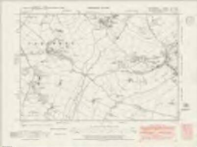 Oxfordshire XIV.SW - OS Six-Inch Map