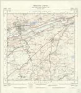 NS77 - OS 1:25,000 Provisional Series Map