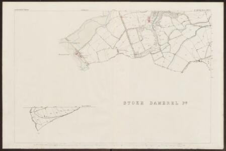 Devon CXXIII.3 (inset CXXIII.8) (includes: Devonport; Plymouth) - 25 Inch Map