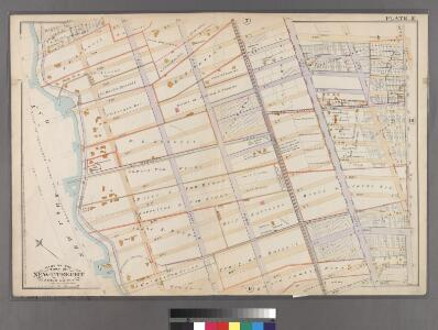 Plate 8: [Bounded by Mackay Place, Narrows Avenue, 71st Street, First Avenue, 72nd Street, Second Avenue, 73rd Street, Third Avenue, 74th Street, Fourth Avenue, 75th Street, Stewart Avenue, 89th Street, Third Avenue, 87th Street, First Avenue, 86th Stree