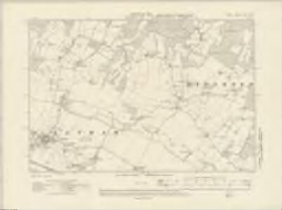 Kent XLIV.SW - OS Six-Inch Map