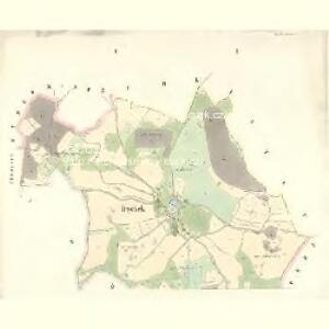 Trschek - c8009-1-001 - Kaiserpflichtexemplar der Landkarten des stabilen Katasters