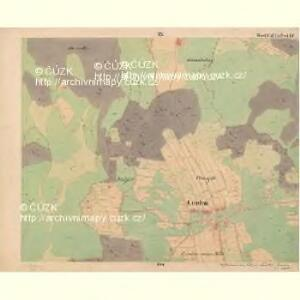 Reiterschlag - c5640-2-009 - Kaiserpflichtexemplar der Landkarten des stabilen Katasters