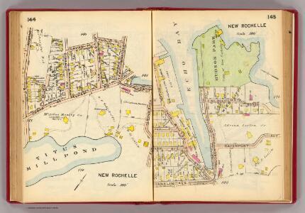 144-145 New Rochelle.
