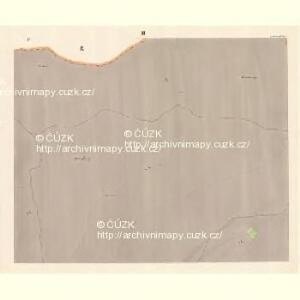 Zubrzy (Zubřzy) - m3614-1-002 - Kaiserpflichtexemplar der Landkarten des stabilen Katasters