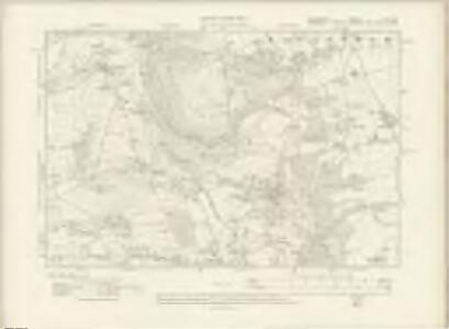 Devonshire CV.SW - OS Six-Inch Map