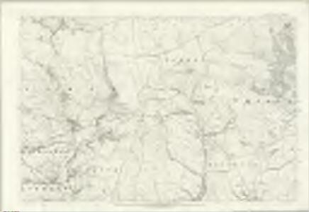 Yorkshire CXXXIII - OS Six-Inch Map