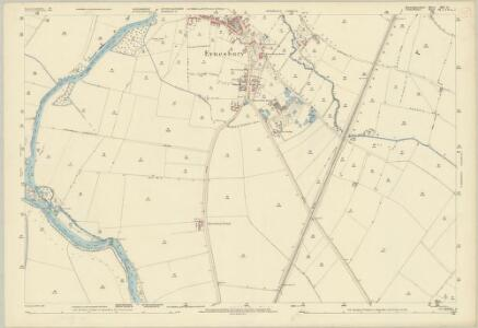 Huntingdonshire XXV.15 (includes: Eaton Socon; Eynesbury Hardwicke; Eynesbury; St Neots Rural; St Neots) - 25 Inch Map