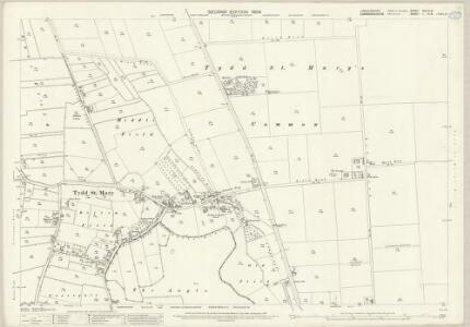Lincolnshire CXLIV.10 (includes: Tydd St Mary) - 25 Inch Map