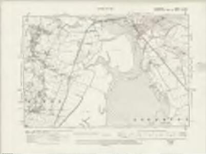 Lancashire X.NE - OS Six-Inch Map