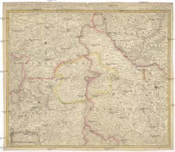 Die Gegend um Prag, oder der alte Prager Kreys nebst den angränzenden Landschafften des Rakonizer, Boleslawer u. Kaurzimer Cr