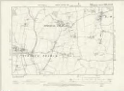 Essex XIII.SW - OS Six-Inch Map
