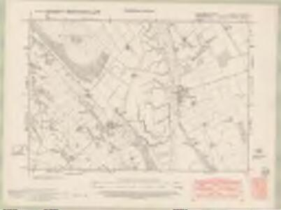 Kirkcudbrightshire Sheet XXXVIII.NW - OS 6 Inch map
