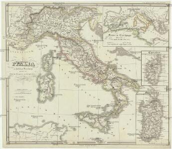 Italia a bellis Punicis usque ad finem imperii occidentalis