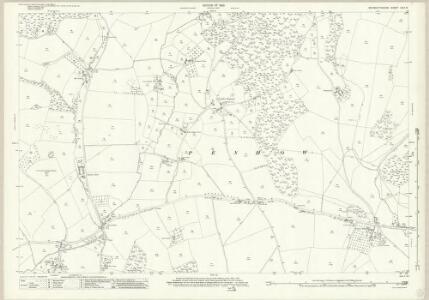 Monmouthshire XXIX.8 (includes: Cemais; Llanfaches; Llanfarthin; Pen Hw) - 25 Inch Map