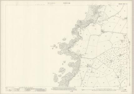 Anglesey V.8 (includes: Llanfaethlu) - 25 Inch Map