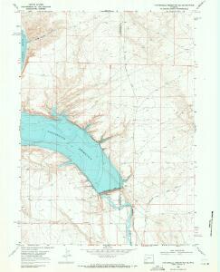 Fontenelle Reservoir SE