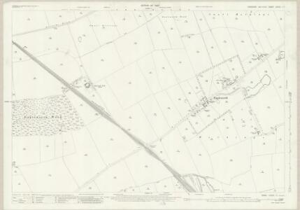 Yorkshire CCXXV.11 (includes: Haltemprice; Skidby) - 25 Inch Map