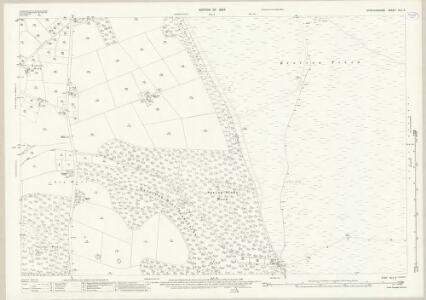 Staffordshire XLV.9 (includes: Acton Trussell And Bednall; Brocton; Teddesley Hay) - 25 Inch Map