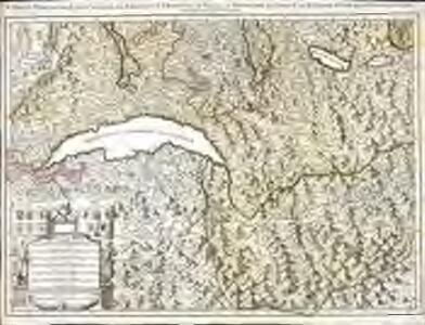 Partie meridionale des cantons de Berne et de Fribourg, le Valais, la seigneurie de Geneve, les balliages d'Orbe et de Schwarzenburg