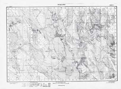 Lambert-Cholesky sheet 4877 (Roşcani)