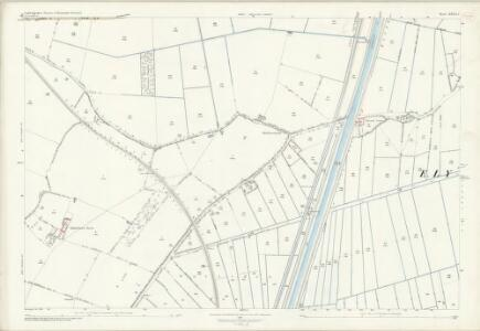 Cambridgeshire XXVI.7 (includes: Ely Holy Trinity With St Mary) - 25 Inch Map