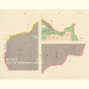 Schönwald - c3869-2-002 - Kaiserpflichtexemplar der Landkarten des stabilen Katasters