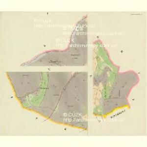 Schönwerth - c3515-4-001 - Kaiserpflichtexemplar der Landkarten des stabilen Katasters