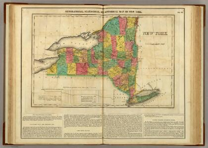 Map Of New York.