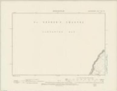 Caernarvonshire XXXI.SW - OS Six-Inch Map