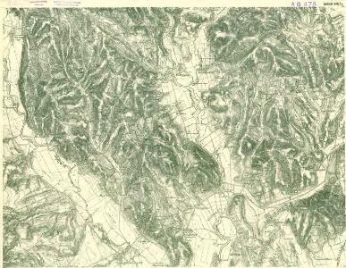 III. vojenské mapování 4467/2