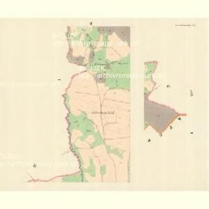 Deutsch Lodenitz - m0797-2-001 - Kaiserpflichtexemplar der Landkarten des stabilen Katasters