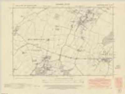 Bedfordshire IV.NE - OS Six-Inch Map