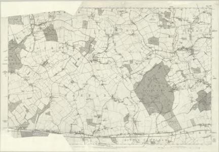 Essex XXII - OS Six-Inch Map