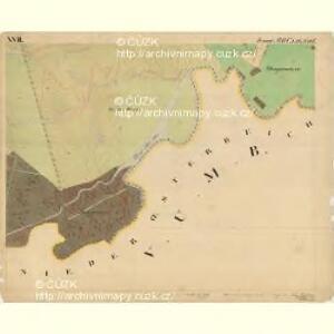 Hoeflein - m0703-1-017 - Kaiserpflichtexemplar der Landkarten des stabilen Katasters