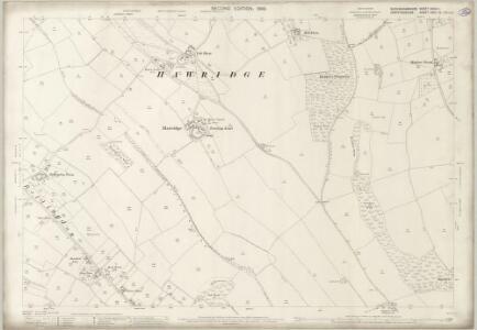 Buckinghamshire XXXIX.1 (includes: Ashley Green; Chartridge; Cholesbury cum St Leonards) - 25 Inch Map