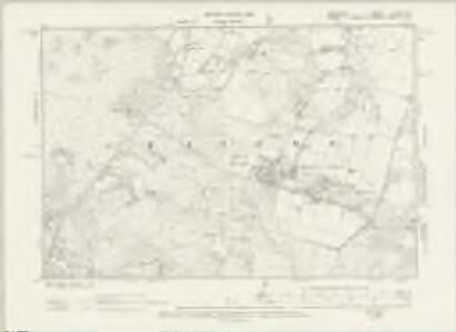 Hampshire & Isle of Wight LXXXV.NE - OS Six-Inch Map