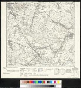 Meßtischblatt [4954] : Löbau, 1944