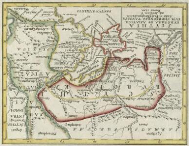 Scythia Europaea Et Asiatica Cum Chersoneso Taurica Ante et Post Christum Natum ad Seculum V