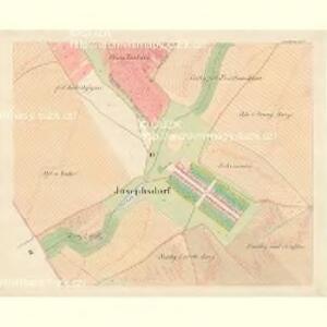 Josephsdorf - m1127-1-003 - Kaiserpflichtexemplar der Landkarten des stabilen Katasters